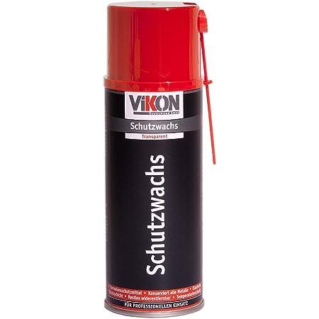 Vikon Schutzwachs Spray 400 Ml Transparente Konservierung Hohlraumversiegelung Hohlraumkonservierung Mit Sprührohrverlängerung Baumarkt