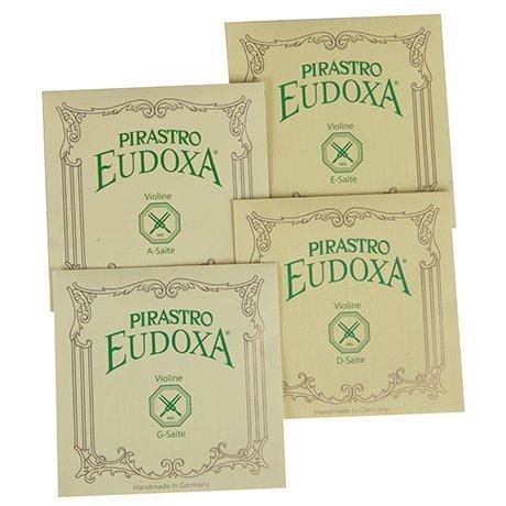 EUDOXA Violinsaiten SATZ von Pirastro
