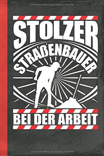 Stolzer Straßenbauer bei der Arbeit: Kalender Terminplaner (Bauwirtschaft Schreibwaren) (German Edi