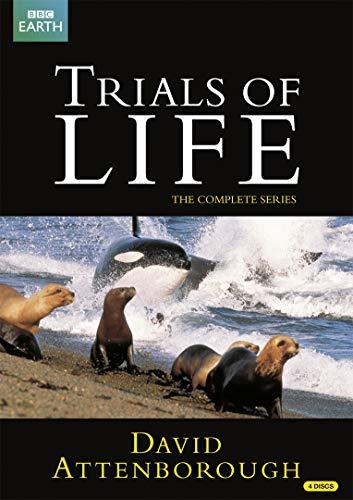 Sir David Attenborough: Trials of Life (Repackaged) (4 DVDs)