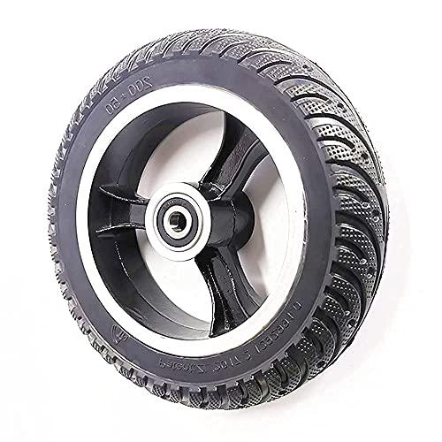 WYDM Neumáticos eléctricos de la vespa, s,200x50 a prueba de explosiones de los neumáticos del panal todas las ruedas,8 'Accesorios de la vespa opcional,Neumáticos sólidos de 10mm