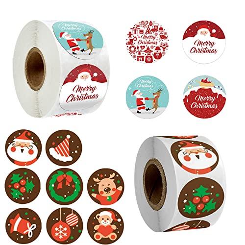 Sobres Papel Navidad Marca