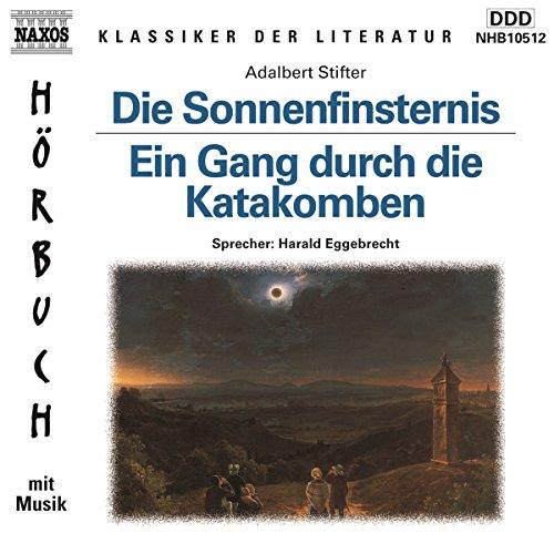Die Sonnenfinsternis, Ein Gang durch die Katakomben audiobook cover art