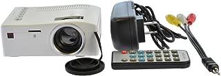 Multi-media Mini Uc18 Portable LED Projection Micro Home Theater Projector