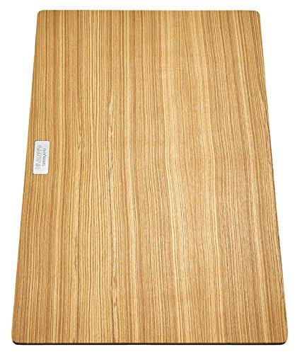 BLANCO 233106 Esche-Compound Dampfgar Schneidbrett, Holz