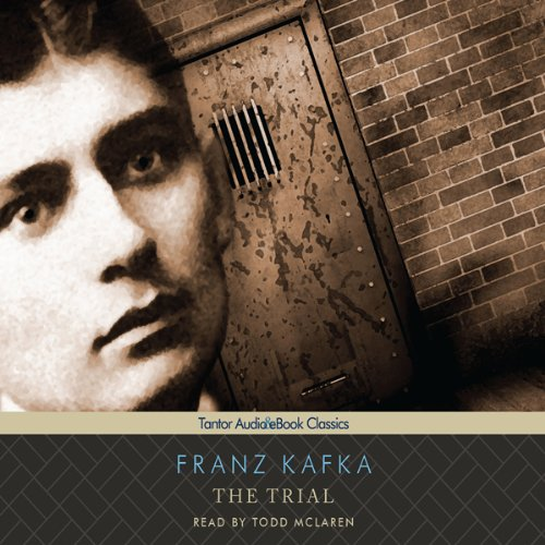 The Trial [Tantor Audio] copertina
