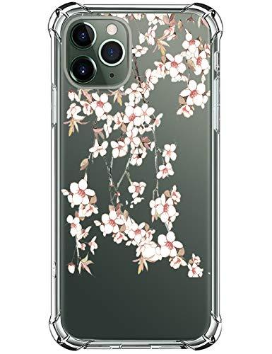 ruiyoupin Funda iPhone 11 Pro MAX Funda Protectora de iPhone 11 Pro MAX con Protección Avanzada contra Caídas y Tecnología de protección de colchón de Aire para iPhone 11 MAX 5.8'