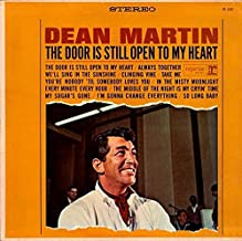 Dean Martin - The Door Is Still Open To My Heart - Reprise Records - RS 6140