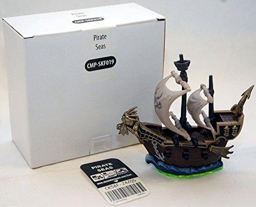 Skylanders Spyros Adventure LOOSE Mini Figure Pirate Ship Includes...
