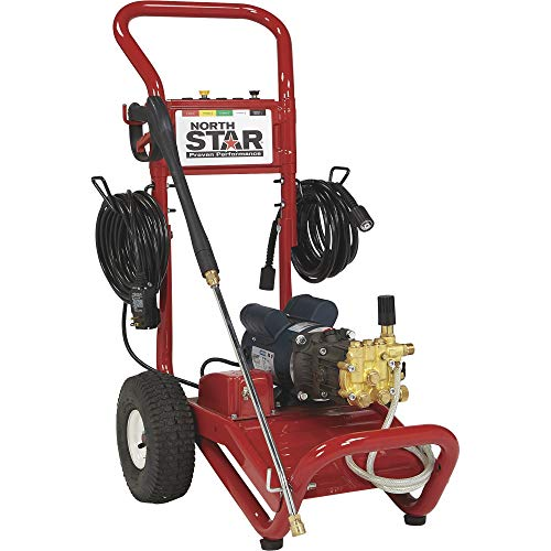 NorthStar Electric 1700 PSI Cold Water Portable Power Washer