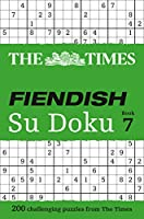 The Times Fiendish Su Doku Book 7