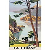 Editions Clouet 50337 Plakat Touristik, 50 x 70 cm, PLM –