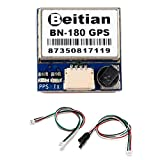 Beitian BN-180 GPS Module UART TTL Dual Glonass GPS + GPS Passive Antenna for Arduino Raspberry Pi Pixhawk Aircraft CC3D F3 Flight Control