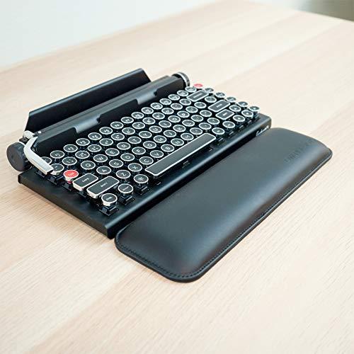 teclado como maquina de escribir fabricante Qwerkytoys, Inc.