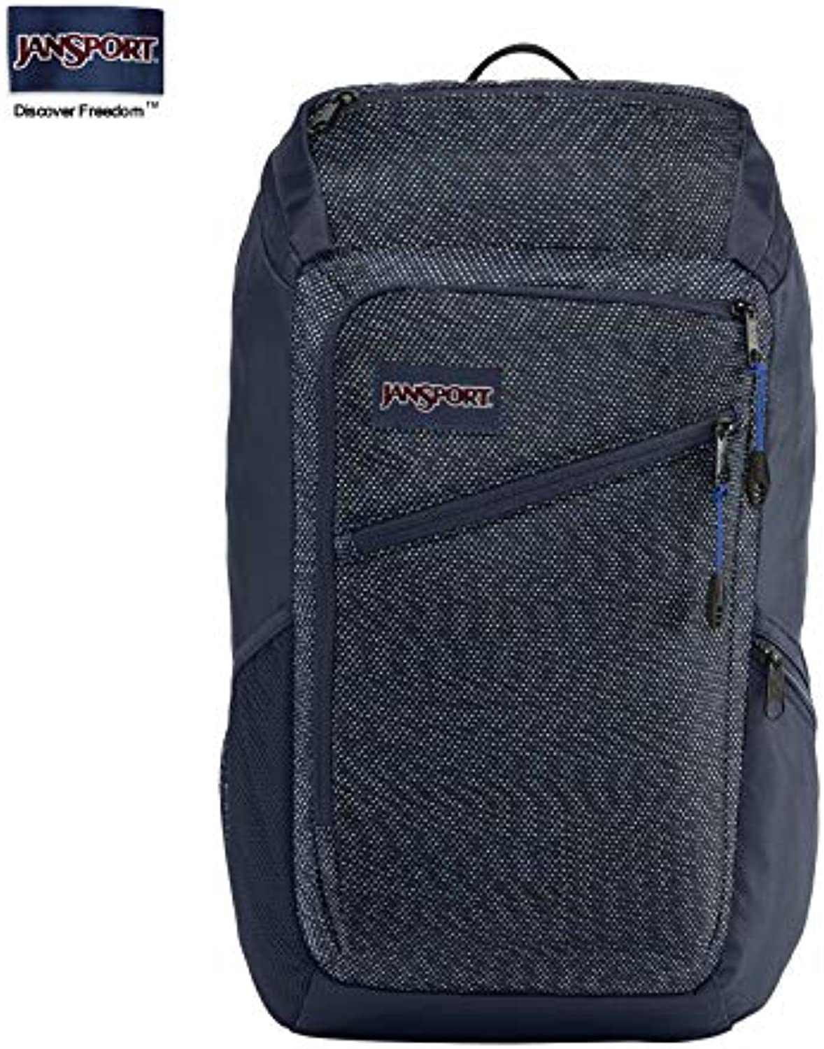 JanSport Jasper Flagship Store Outdoor Functional Compartment Men and Women Backpack 3C2W Collection