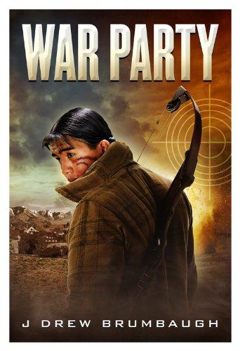War Party by J Drew Brumbaugh ebook deal