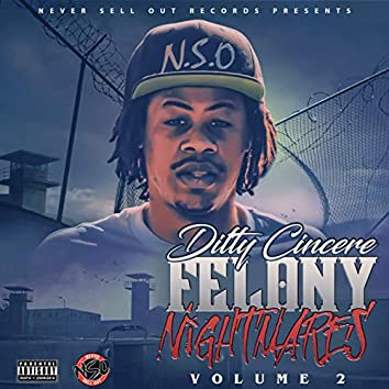 Felony Nightmares Volume 2