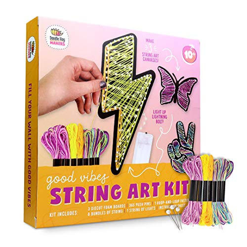 (10% OFF) String Art W/ Lights Kit $12.50 – Coupon Code