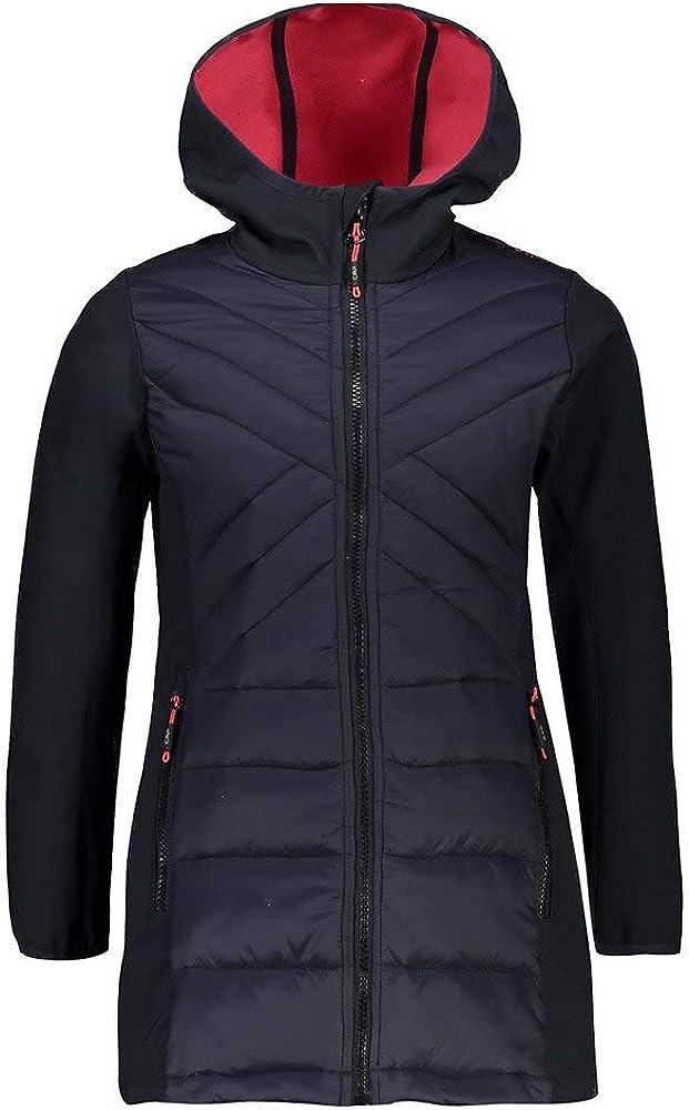 CMP Mädchen Mantel Girl Coat Fix Hood 39A0685