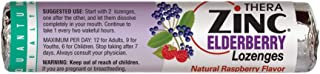 Thera Zinc Elderberry Lozenges, 14 Count (Pack of 12)