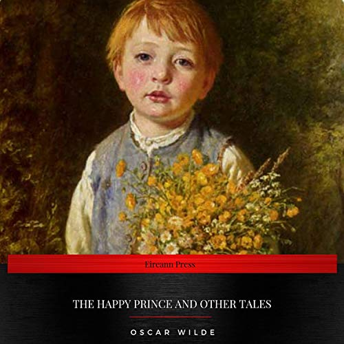 『The Happy Prince and Other Tales』のカバーアート