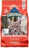 Blue Buffalo Wilderness High Protein Grain Free Natural Adult Indoor Hairball &...