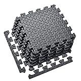 Xinpeng Floor Puzzle Mat, Fitness Puzzle Mat 20 PCS 30 * 30 cm | Colchoneta de ejercicio de cadena,...