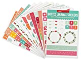 Essentials Planner Stickers for Dotted Journals (Set of 550+...