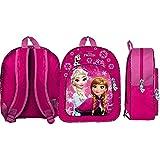 Star Licensing Zaino Frozen Elsa Anna Olaf Disney Borsa Asilo Bambina Scuola CM.32 - 42943