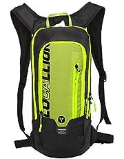 LOCALLION Zaino per Ciclismo 6L Idratazione Ultraleggero Zainetto per Bicicletta Alpinismo Zaini Porta Sacca Acqua Backpack di Campeggio Sport Outdoor Unisex