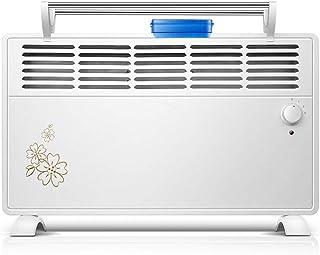 ZMXZMQ Calentador De Radiador Convector, Calentador De Espacio De Habitación Impermeable con Diseño Independiente Y Montado En La Pared, Protección contra Sobrecalentamiento, 1500W