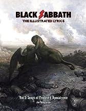 Black Sabbath: The Illustrated Lyrics Vol 2: Songs of Protest & Apocalypse (Volume 2)