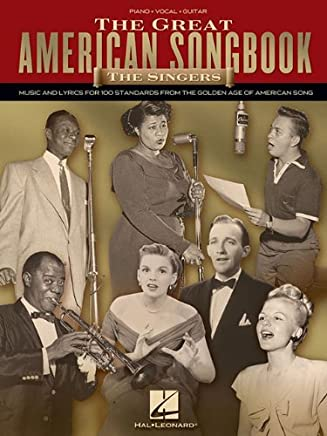 Great American Songbook: Singers by Hal Leonard Corp.(2007-07-01)