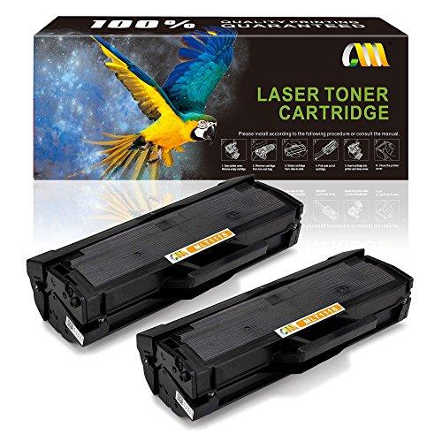 CMCMCM - Cartucce toner compatibili con MLT-D111S 11S Work per Xpress SL-M2020W M2020W SL-M2070 M2070 SL-M2070FW SL-M2070W SL-M2022W SL-M2022