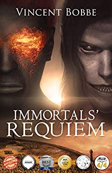 Immortals' Requiem: An Epic Grimdark Fantasy by [Vincent Bobbe]
