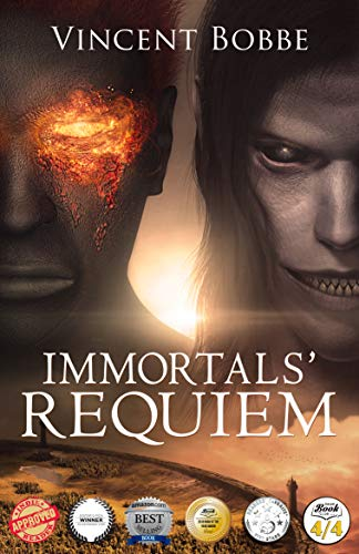 [100% OFF] Immortals' Requiem: An Epic Grimdark Fantasy – Amazon Kindle
