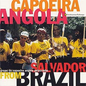 Capoeira Angola from Salvador, Brazil