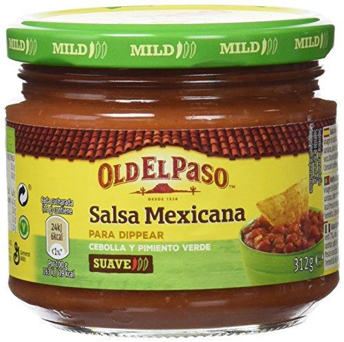 Old El Paso - Frasco Salsa Mejicana 312 g