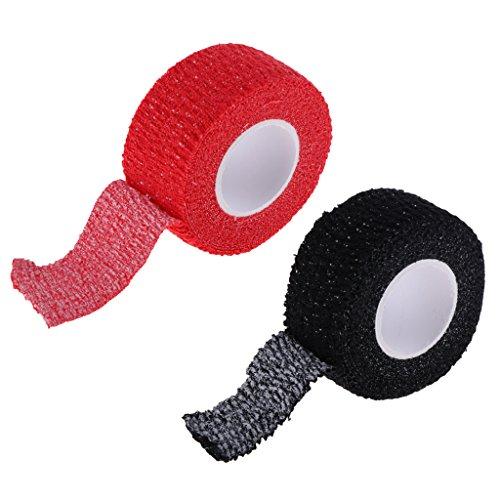 D DOLITY 2 Rollen Sport Golf Finger Tape Schutzbandage Für Linke Und Rechte Hände