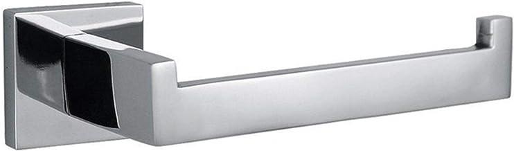 Modern Chrome toiletrolhouder Wall Mount 2-pack, gepolijst 304 houders van roestvast staal zonder deksel badkamer accessoi...
