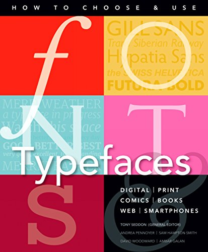 Fonts and Typefaces Made Easy: How to choose and use (Made Easy (Art)) (English Edition)