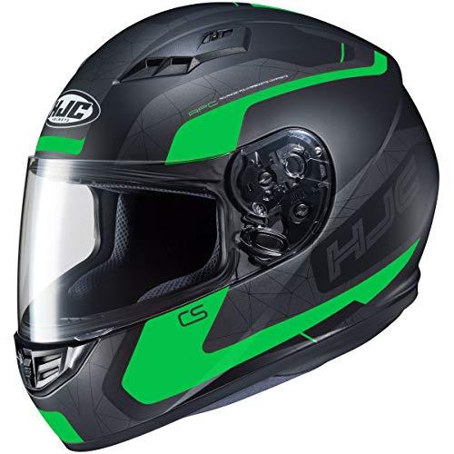 HJC Helmets CS-R3 Helmet - Dosta (Large) (Green)