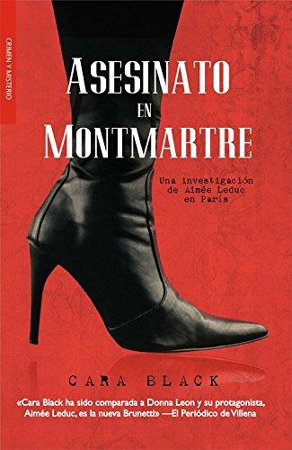 Asesinato en Montmartre (Bolsillo)