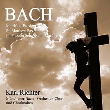 Bach: Matthäus-Passion, BWV 244 (St. Matthew Passion) [La Passion selon Saint Matthieu]