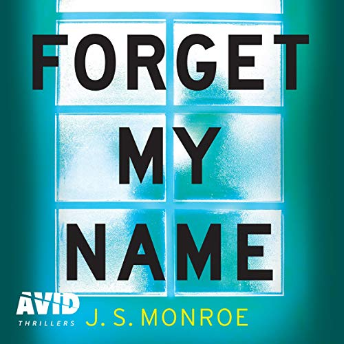 Forget My Name audiobook cover art