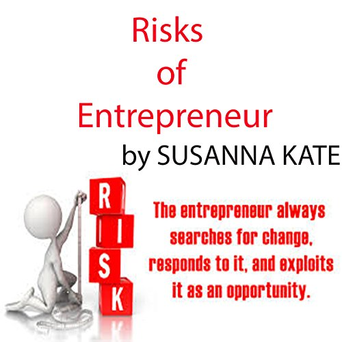 Risks of Entrepreneur audiobook cover art