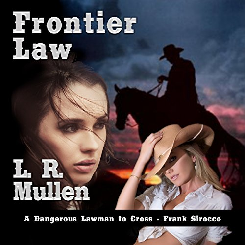 Frontier Law audiobook cover art