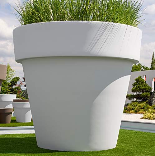 Vase Ikon cm.200 A2996 C2 Blanc