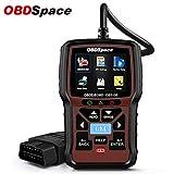 OBDSPACE OS5100 OBDII Auto diagnosegerät OBD2 Diagnosetool-Fahrzeug-Fehlercodeleser arbeitet an Allen