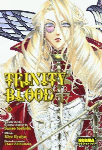 TRINITY BLOOD 09